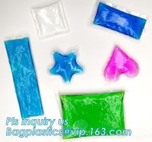 China Freezer Pack Autoclavable Biohazard Waste Bags , Autoclavable Plastic Bags on sale