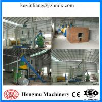 China manufacture supply wood pellet making product line with CE approved Manufactures