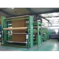 Gas Direct Heating Textile Stenter Machine , Durable Hot Air Stenter Machine Manufactures