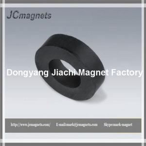 22X6X5,Ceramic Magnets C8,  Hard Ferrite ring Magnets Y35