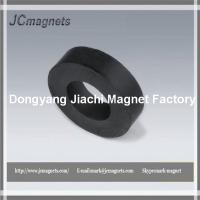 Quality 22X6X5,Ceramic Magnets C8,  Hard Ferrite ring Magnets Y35 for sale
