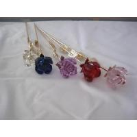 Crystal Glass Rose (JDH-041) Manufactures