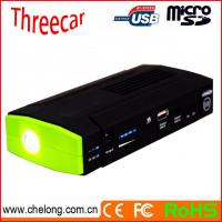China Car Emergency tools 12V portable power bank battery Mulit Function power bank jump starter on sale