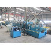 120-400 Gear Box Transmission Automatic C Purlin Forming Machine Russia Market Manufactures