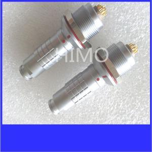 lemo compatible push pull metal circular connector series K