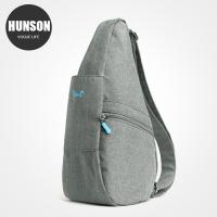 Sling Shoulder Sporty Crossbody Bags Polyester Nylon Material For Easy Travel Manufactures