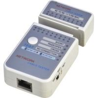 Network Multi Modular RJ45 And RJ11 Modular Cable Tester Hardware Networking Tools Manufactures