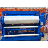 Industrial Welded Wire Mesh Bending Machine For Holland Mesh Fence Manufactures