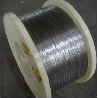 302 304 316 316L Stainless Steel Wire Smooth Surface For Construction Manufactures