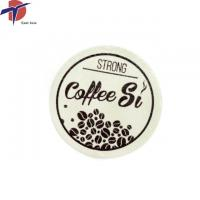 Coffee capsule lids, aluminium foil lids,china factory cheap packaging aluminium foil lids Manufactures