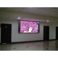 China SMD 3528 P4.8 Video Indoor Led Display Full Color Electronic Sign on sale