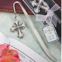 China wedding favor Cross Themed Bookmark Favors on sale