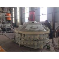 Steel Material Refractory Mixer Machine High Chrome Alloy Contruction Material Mixing Manufactures