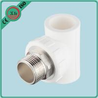 Hexagonal Threaded Brass Pipe Fittings Fusion Welding High Insulation Manufactures