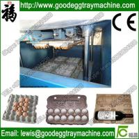 Full Automatic Recycled Paper Pulp Egg Tray Production Line(FC-ZMW-4) Manufactures