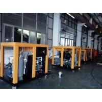 High quality oil-Injected screw air compressor 22kw 30hp 8bar low pressure Manufactures