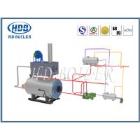 Alloy Painted ISO9001 HRSG Heat Recovery Steam Generator For Power Station Manufactures