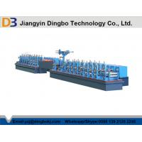 DB89 Low Carbon Steel 32-89 OD Welding Pipe Making Machine with 380V 50Hz 3 Phases Manufactures