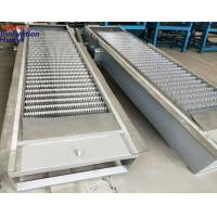 Low Power Automatic Bar Screen For Sewage Treatment Plant 300-1500 Width Manufactures