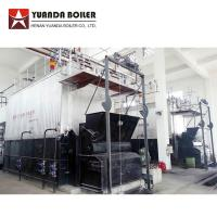 Industrial Water Tube 10 Ton Biomass Bagasse Fired Steam Boiler For Sale Manufactures