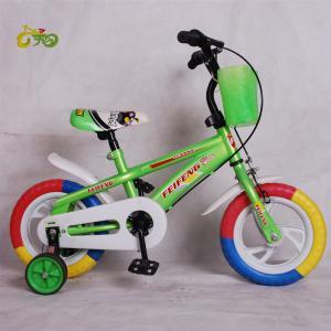 China 2017 China factory price BMX BIKE pedal kids children bicycles one piece wheel for saudi arabia on sale