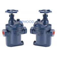 981K Model DSC Steam Trap Cast Iron Inverted Bucket Steam Trap With Bypass Valve Manufactures