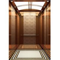 China Energy Saving Residential Passenger Elevator With Intelligent Door Operator System on sale