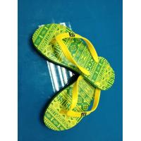 China Customized Rubber Flip Flop Shoes on sale