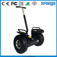 Two Wheel Self Balancing Scooter Lithium Battery Brushless With 21inch Tire Manufactures