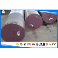 SAE3310 / DIN1.5752 Hot Forged Steel Bar Rod With Q + T / Black / Grinded Manufactures