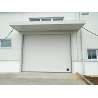 High Frequency Motor Industrial Sectional Overhead Doors Overhead Garage Doors Manufactures