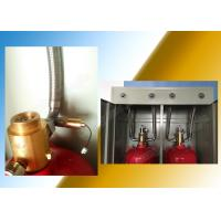 Automatic Hfc227ea Fire Suppression System with Cabinet Doubled Manufactures