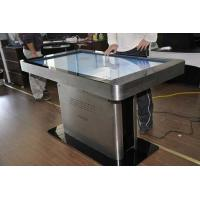 Full HD LCD Multi Touch Table LCD Panel in Shopping Mall / Exhibition Hall Manufactures