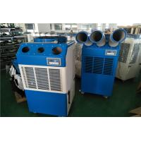 6500 Watt Single Phase Spot Air Cooler With Humidity And Timing Control Manufactures