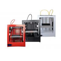 China Multi-Function Home Use DIY FDM Large Print Size Metal 3D Printer with Heat Bed on sale