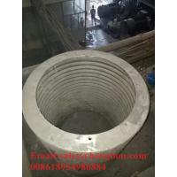 pressure screen drum for high speed paper machine Manufactures