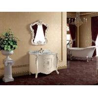 Solid Wood Single Bathroom Vanity (LD38364) Manufactures