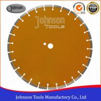 Fast Cutting General Purpose Saw Blades For Cutting Construction Materials 400mm Manufactures