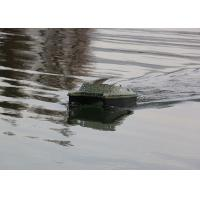 Catamaran DEVICT bait boat ABS engineering plastic , GPS autopilot carp fishing Boat Manufactures