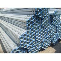 Chemical Industury 2 inch , 4 inch galvanized carbon steel pipe and tubes Q235B , -X52 ECT