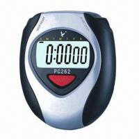 China Promotional ABS Stopwatch with Auto Calender Function, Hourly Chime and Alarm  on sale