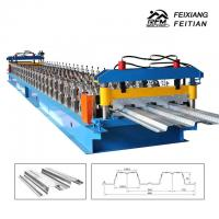 China Floor Decking Metal Sheet Tile Making Machine Steel Decking Roll Forming Machine on sale
