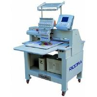 commercial Auto 12 needle single head cap embroidery machine / equipment Manufactures
