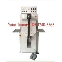 Boots Vamp Crimping Moulding Shaping Machine Manufactures
