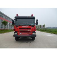 Buy cheap G131-9 Gearbox Reversible Cab Emergency Rescue Vehicle 8960×2475×3400mm from wholesalers
