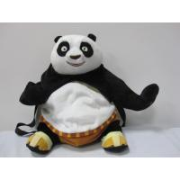 18 inch Fashion Cartoon Kungfu Panda School Backpacks For Promotion Gifts Manufactures