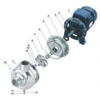 So Semi-Open Impeller Stainless-Steel Pumps Centrifugal Pump,surface pump Manufactures