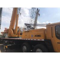China 2012 Model XCMG Used Cranes 50 Ton Qy50k-2 Mobile Hydraulic Crane With 5 Booms on sale