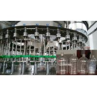 Mineral Water Bottling Machine Rinsing / Filling / Capping Automatic Production Manufactures