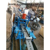 Superda Solar 38mm Energy Bracket Rack Cold Roll Forming Machine Manufacturer Manufactures